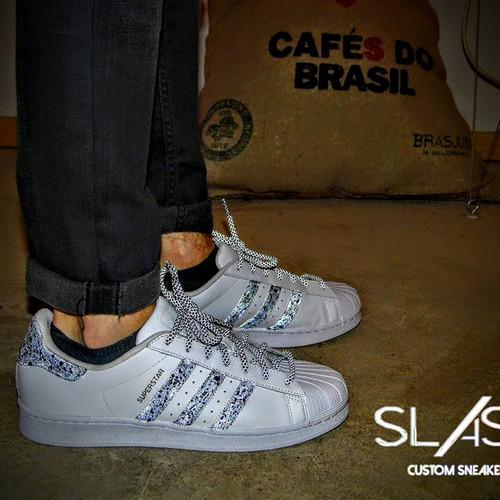 Adidas Superstar Reflex