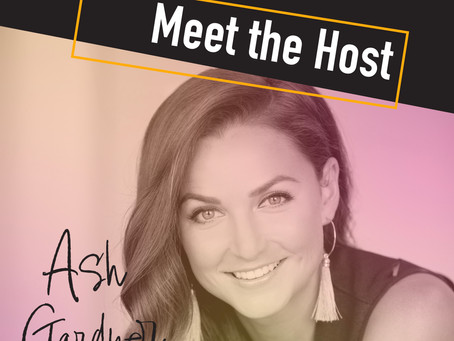 Meet our Host: Interview with Ash Gardner, host of the Footprints of Leadership podcast