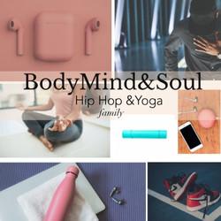 BodyMind&Soul Hip Hop & Yoga cours en salle!