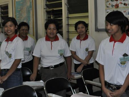 Menjadi Pekerja Migrant sektor Care Giver di Taiwan.如何轉變為在台灣工作的看護工