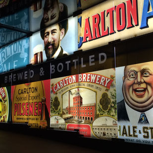 Old Carlton and United Brewery