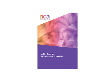 NCA priorities for the announced City Deal