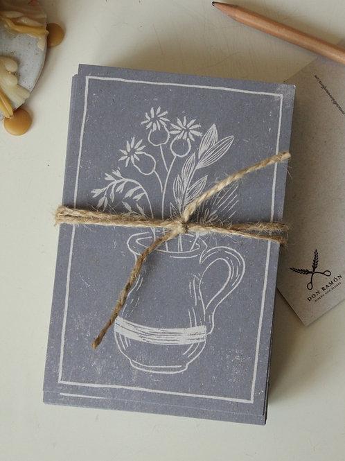 Postal Flores del Campo