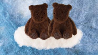 Hush Hush Little Bear / Čuči, čuči