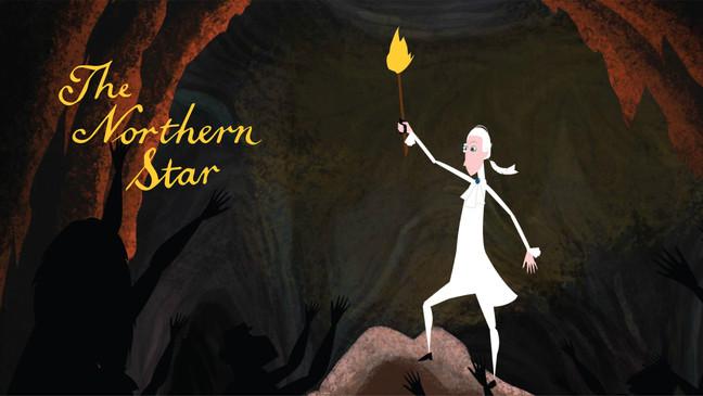 The Northen Star / Ziemeļu zvaigzne