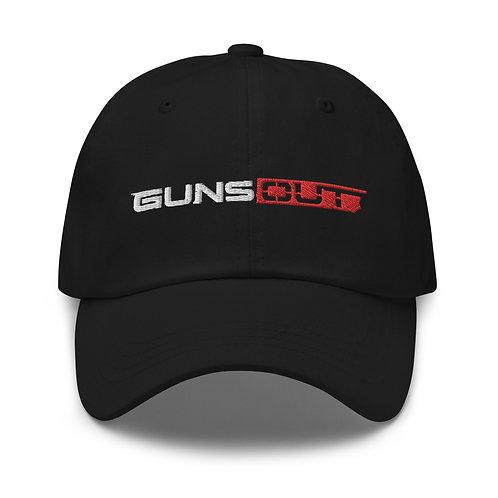 Guns Out Dad hat