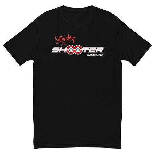 Saturday Shooter (Guns Out)  T-Shirt