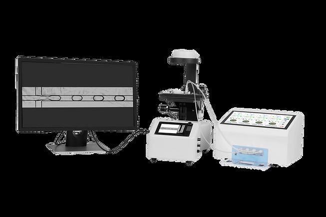 precigenome, high speed imaging, microfluidics, dynamic study, microfluidic pressure pump, microfluidic pressure controller, flow controllor