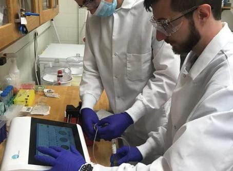 Professor Ke Du's group at RIT is using PreciGenome Pressure Controller PG-MFC for their study