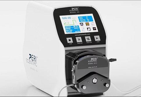 Smart Peristaltic Pump Systems, 0.007-2280 mL/min, X3 PeriScientific