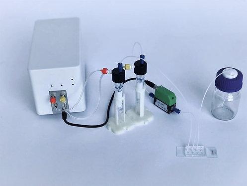 Droplet Generation System with PG-MFC Light Version & Quick Starter Kit
