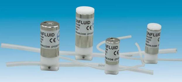 solenoid pinch valve, precigenome, pinch valve, electronic pinch valve