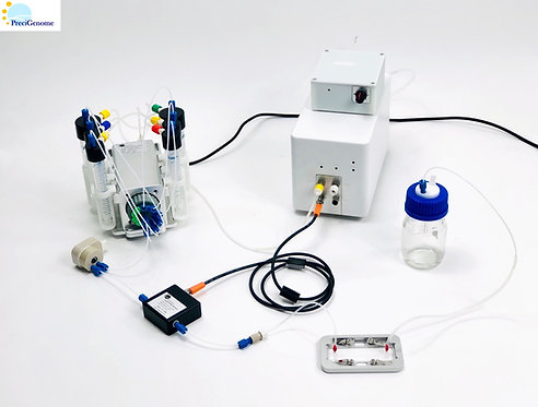 Droplet Generation System with PG-MFC Light Version & Quick Starter Kit