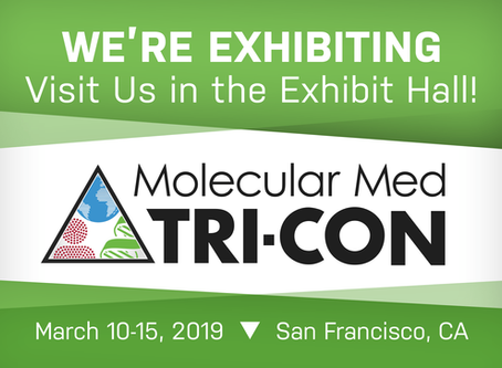 We are exhibiting at the 2019 Tri-con at San Francisco, visit us for exciting updates!