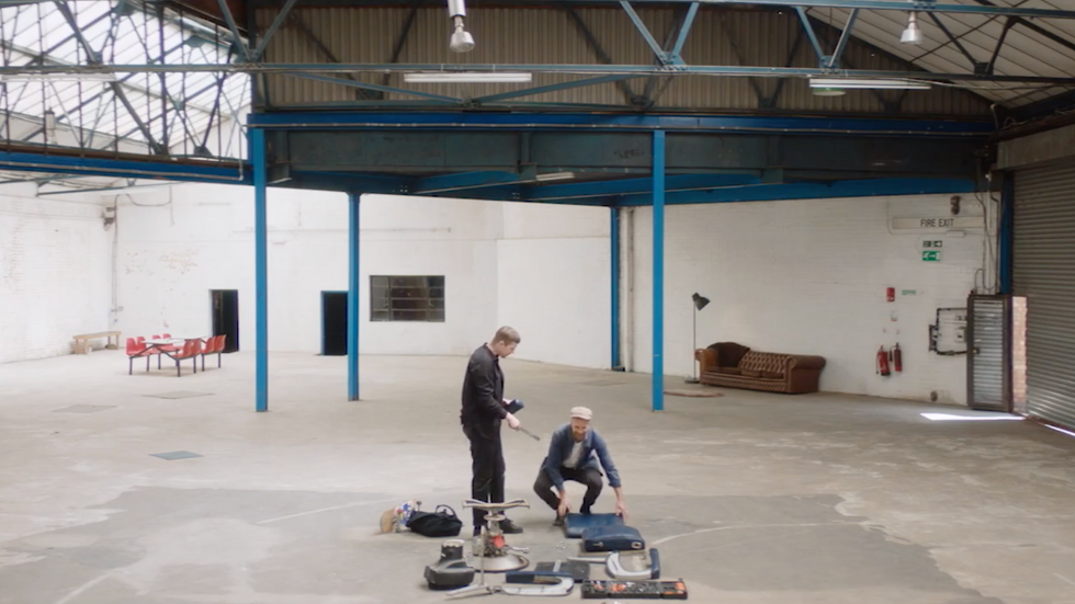 Gillette: Professor Green 'My Role Model' feat. Joshua Coombes