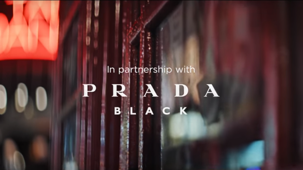 GQ x PRADA: Alive In Black
