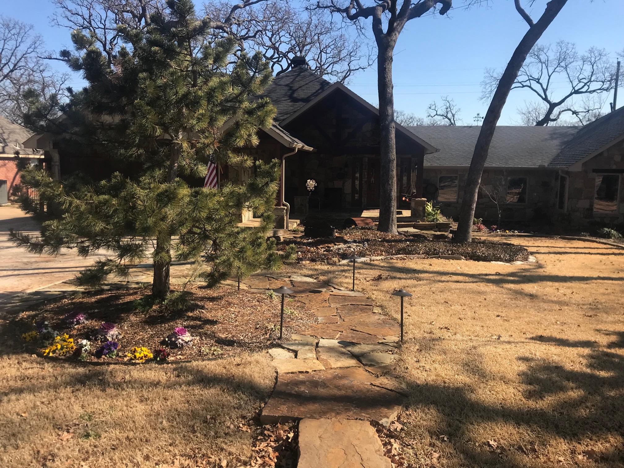 Front Garden - Before