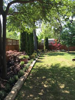 Back Garden - After