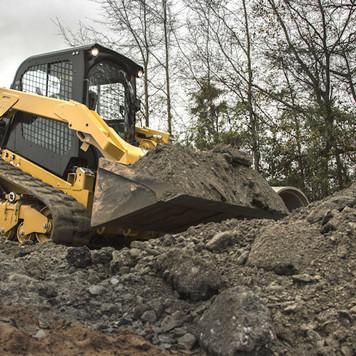 Implement Construction - 84 in bucket