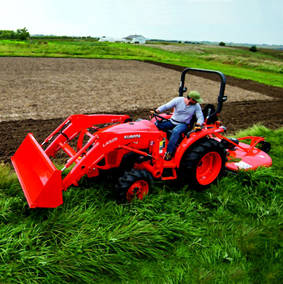 Service - Field Tillage | Seeding