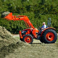 Farm Equip - Kubota 9540 2012