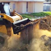 Implement Construction - 60 in rock bucket