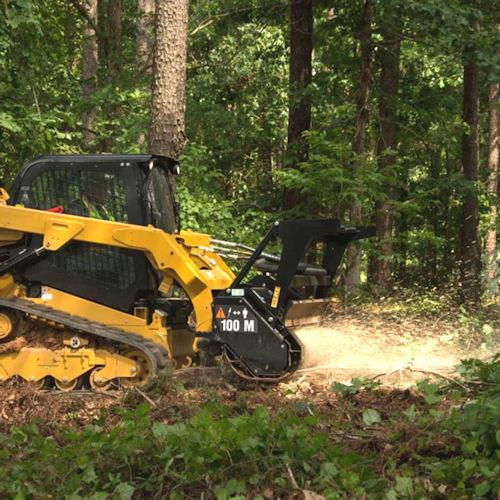 Implement Construction - 74 in mulcher