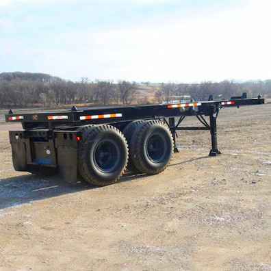 Trailer - Strick Chassis 20ft 02