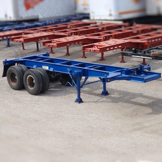 Trailer - Strick Chassis 20ft
