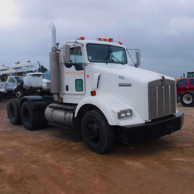 Vehicle - Kenworth T800 2006