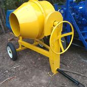 Construction Equipment - Cement Mixer 1 cy