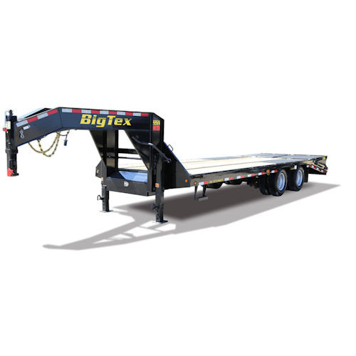 Trailer - Big Tex 22GN 20+5ft