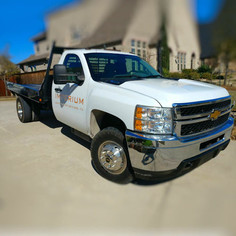 Vehicle - Chevy 3500 2013