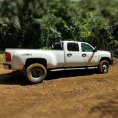 Vehicle - Chevy 3500 2009
