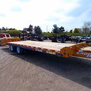 Trailer - Eager Beaver Pintle 20ft