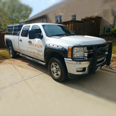 Vehicle - Chevy 2500 2011