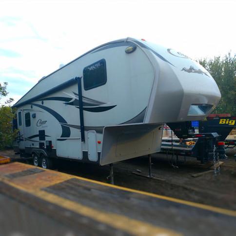 Utility - Keystone Cougar 291 RLS 2010