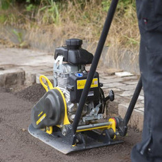 Construction Equipment - Plate Compactor