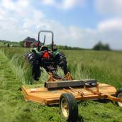 Implement Farm - 3pt 7 ft Cutter