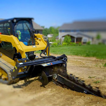 Implement Construction - 48 in trencher