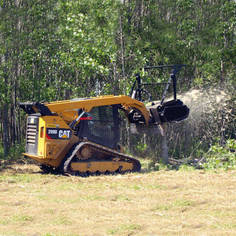 Service - Mulching | Chipping