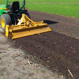 Implement Farm - 3pt 60 in PTO Tiller