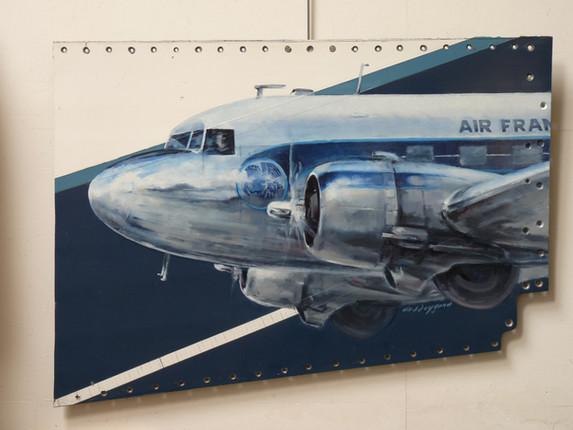 DC3 - AIR FRANCE