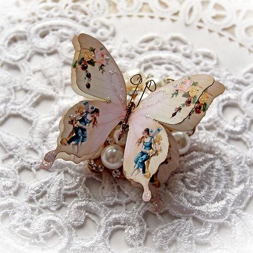 Fairy Magic Premium Paper Double Layer Butterflies
