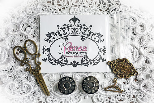 Reneabouquets Sewing Trinkets Pack