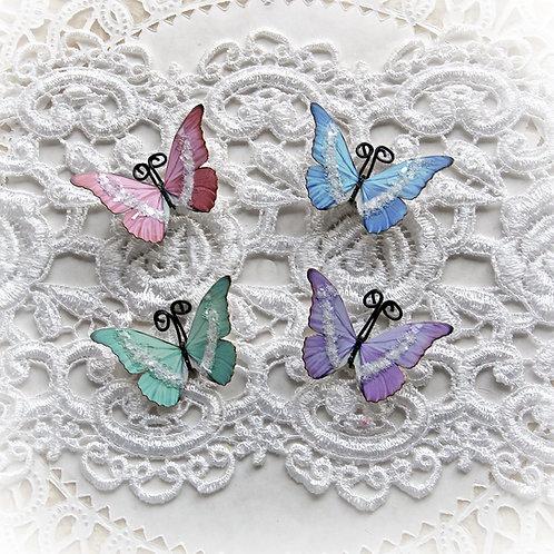 Tiny Treasures Ice Fairy Mixed Colors Premium Paper Glitter Glass