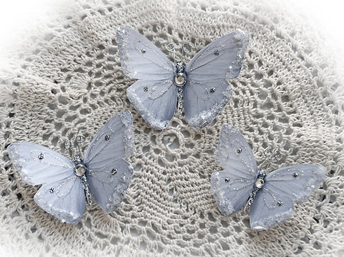 Snow White Butterflies