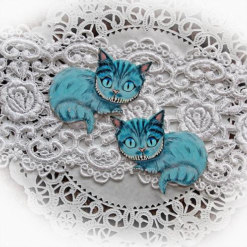 Cheshire Cat Small Premium Paper Die Cuts~Wonderland