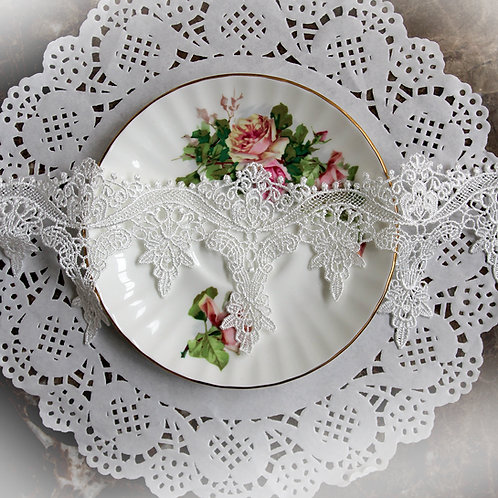 Reneabouquets Trim- Lovely Drop Lace