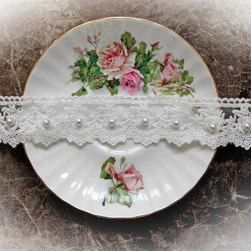 Reneabouquets Trim-Petite Pearl Lace
